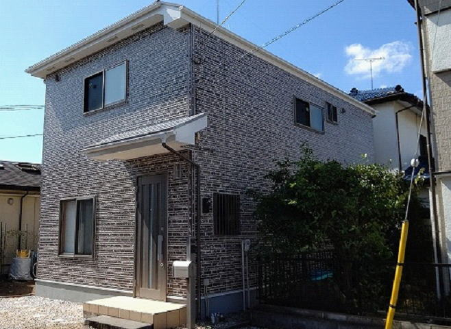 【施工実績595】外壁塗装・屋根塗装:埼玉県川越市