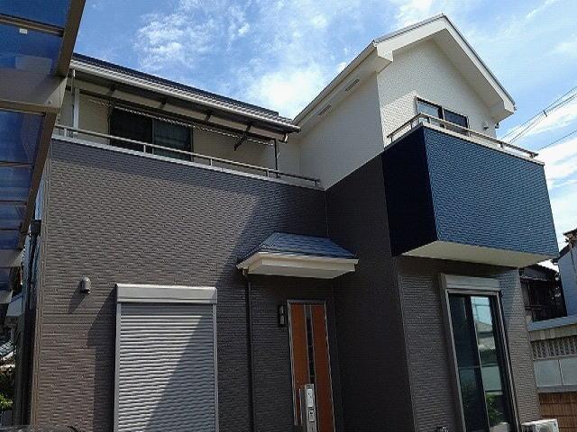 【施工実績597】外壁塗装・屋根塗装:群馬県高崎市