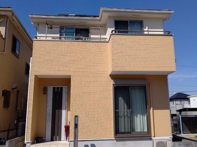 【施工実績603】外壁塗装・屋根塗装:埼玉県鴻巣市