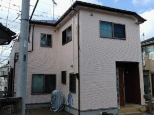 【施工実績605】外壁塗装・屋根塗装:埼玉県富士見市